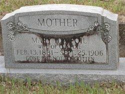 FOIL, MARY IDA - Washington County, Louisiana | MARY IDA FOIL - Louisiana Gravestone Photos