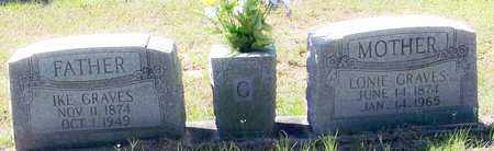 "MORRIS GRAVES, PHILONA ""LONIE"" - Washington County, Louisiana | PHILONA ""LONIE"" MORRIS GRAVES - Louisiana Gravestone Photos"