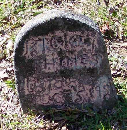 HINES, RICKEY - Washington County, Louisiana   RICKEY HINES - Louisiana Gravestone Photos