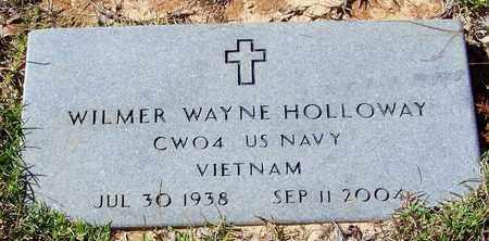 HOLLOWAY, WILMER WAYNE  (VETERAN VIET) - Washington County, Louisiana | WILMER WAYNE  (VETERAN VIET) HOLLOWAY - Louisiana Gravestone Photos