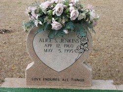 JENKINS, ALICE - Washington County, Louisiana | ALICE JENKINS - Louisiana Gravestone Photos