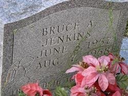 JENKINS, BRUCE A (CLOSEUP) - Washington County, Louisiana | BRUCE A (CLOSEUP) JENKINS - Louisiana Gravestone Photos