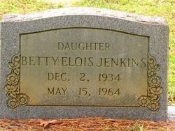 JENKINS, BETTY ELOIS (CLOSEUP) - Washington County, Louisiana | BETTY ELOIS (CLOSEUP) JENKINS - Louisiana Gravestone Photos
