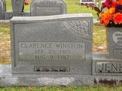 JENKINS, CLARENCE WINSTON  (CLOSEUP) - Washington County, Louisiana | CLARENCE WINSTON  (CLOSEUP) JENKINS - Louisiana Gravestone Photos