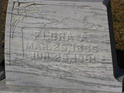 JENKINS, FLORA ADELAIDE  (CLOSEUP) - Washington County, Louisiana   FLORA ADELAIDE  (CLOSEUP) JENKINS - Louisiana Gravestone Photos