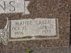 JENKINS, MAUDE OPHELIA  (CLOSEUP) - Washington County, Louisiana | MAUDE OPHELIA  (CLOSEUP) JENKINS - Louisiana Gravestone Photos