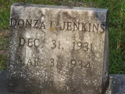 JENKINS, DONZA L - Washington County, Louisiana   DONZA L JENKINS - Louisiana Gravestone Photos