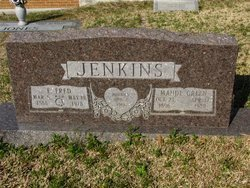 JENKINS, MAUDE OPHELIA - Washington County, Louisiana   MAUDE OPHELIA JENKINS - Louisiana Gravestone Photos