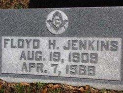 JENKINS, FLOYD H - Washington County, Louisiana | FLOYD H JENKINS - Louisiana Gravestone Photos