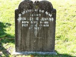 JENKINS, JOHN LESLIE - Washington County, Louisiana | JOHN LESLIE JENKINS - Louisiana Gravestone Photos