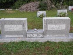 JENKINS, LOUIS EARLY - Washington County, Louisiana   LOUIS EARLY JENKINS - Louisiana Gravestone Photos