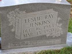 JENKINS, LESLIE RAY - Washington County, Louisiana | LESLIE RAY JENKINS - Louisiana Gravestone Photos