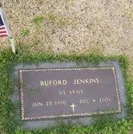 JENKINS, BUFORD (VETERAN) - Washington County, Louisiana   BUFORD (VETERAN) JENKINS - Louisiana Gravestone Photos
