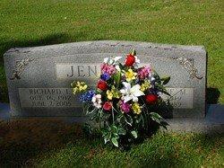 JENKINS, RICHARD L - Washington County, Louisiana | RICHARD L JENKINS - Louisiana Gravestone Photos