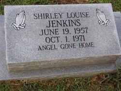 JENKINS, SHIRLEY LOUISE - Washington County, Louisiana | SHIRLEY LOUISE JENKINS - Louisiana Gravestone Photos