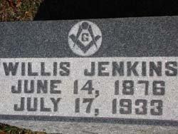 JENKINS, WILLIS - Washington County, Louisiana   WILLIS JENKINS - Louisiana Gravestone Photos