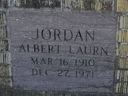 JORDAN, ALBERT LAURN - Washington County, Louisiana | ALBERT LAURN JORDAN - Louisiana Gravestone Photos