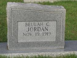 JORDAN, BEULAH (CLOSEUP) - Washington County, Louisiana   BEULAH (CLOSEUP) JORDAN - Louisiana Gravestone Photos