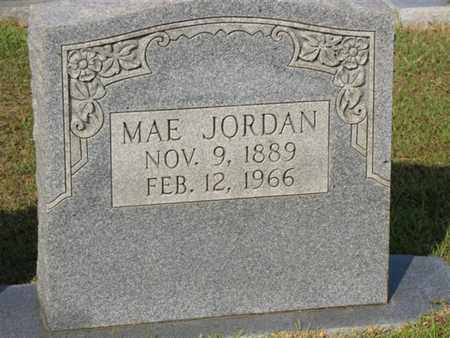 "JORDAN  , ADA ANNIE ""MAE""  (CLOSE UP) - Washington County, Louisiana 