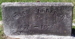JORDAN, G W, SR - Washington County, Louisiana | G W, SR JORDAN - Louisiana Gravestone Photos