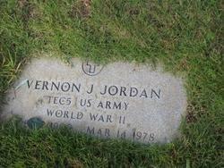JORDAN, VERNON J (VETERAN WWII) - Washington County, Louisiana | VERNON J (VETERAN WWII) JORDAN - Louisiana Gravestone Photos