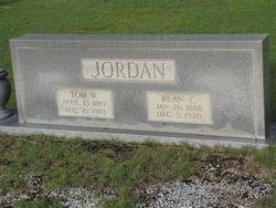"JORDAN, THOMAS WARREN ""TOM"" - Washington County, Louisiana | THOMAS WARREN ""TOM"" JORDAN - Louisiana Gravestone Photos"