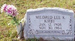 KIRBY, MILDRED LEE - Washington County, Louisiana | MILDRED LEE KIRBY - Louisiana Gravestone Photos