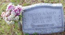 KIRBY, THOMAS A - Washington County, Louisiana | THOMAS A KIRBY - Louisiana Gravestone Photos