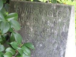MAGEE, ANNIE - Washington County, Louisiana | ANNIE MAGEE - Louisiana Gravestone Photos