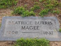 MAGEE, BEATRICE OLIVIA - Washington County, Louisiana | BEATRICE OLIVIA MAGEE - Louisiana Gravestone Photos