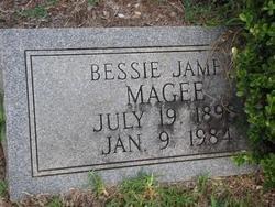 MAGEE, BESSIE - Washington County, Louisiana | BESSIE MAGEE - Louisiana Gravestone Photos