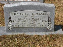 MAGEE, CORA EVELYN - Washington County, Louisiana | CORA EVELYN MAGEE - Louisiana Gravestone Photos