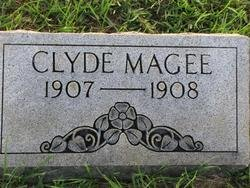 MAGEE, CLYDE NELSON - Washington County, Louisiana | CLYDE NELSON MAGEE - Louisiana Gravestone Photos