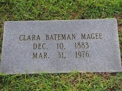 MAGEE, CLARA - Washington County, Louisiana | CLARA MAGEE - Louisiana Gravestone Photos