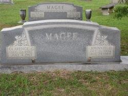 MAGEE, CLARENCE CLYDE - Washington County, Louisiana | CLARENCE CLYDE MAGEE - Louisiana Gravestone Photos