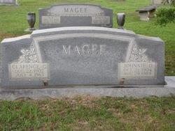 MAGEE, JOHNNIE - Washington County, Louisiana | JOHNNIE MAGEE - Louisiana Gravestone Photos