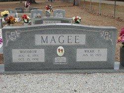 MAGEE, CALVIN WOODROW - Washington County, Louisiana | CALVIN WOODROW MAGEE - Louisiana Gravestone Photos