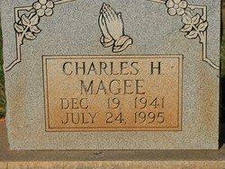 MAGEE, CHARLES H - Washington County, Louisiana   CHARLES H MAGEE - Louisiana Gravestone Photos