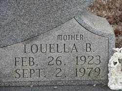 MAGEE, LOUELLA  (CLOSEUP) - Washington County, Louisiana | LOUELLA  (CLOSEUP) MAGEE - Louisiana Gravestone Photos