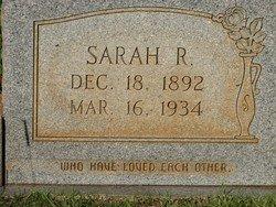 MAGEE, SARAH ROSELINE  (CLOSEUP) - Washington County, Louisiana | SARAH ROSELINE  (CLOSEUP) MAGEE - Louisiana Gravestone Photos