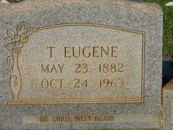 MAGEE, THOMAS EUGENE  (CLOSEUP) - Washington County, Louisiana | THOMAS EUGENE  (CLOSEUP) MAGEE - Louisiana Gravestone Photos