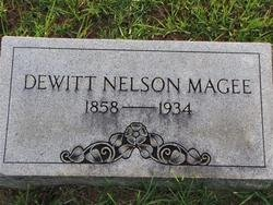 MAGEE, DEWITT NELSON SR - Washington County, Louisiana | DEWITT NELSON SR MAGEE - Louisiana Gravestone Photos