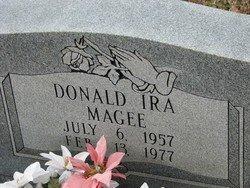 MAGEE, DONALD IRA - Washington County, Louisiana | DONALD IRA MAGEE - Louisiana Gravestone Photos