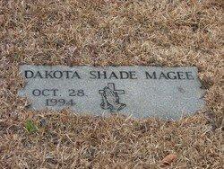 MAGEE, DAKOTA SHADE - Washington County, Louisiana | DAKOTA SHADE MAGEE - Louisiana Gravestone Photos