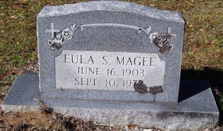 MAGEE, EULA S - Washington County, Louisiana | EULA S MAGEE - Louisiana Gravestone Photos