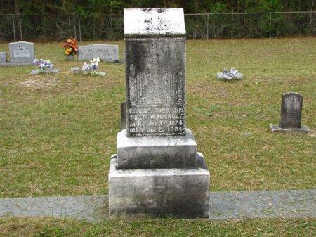 MAGEE, ELLA F - Washington County, Louisiana | ELLA F MAGEE - Louisiana Gravestone Photos
