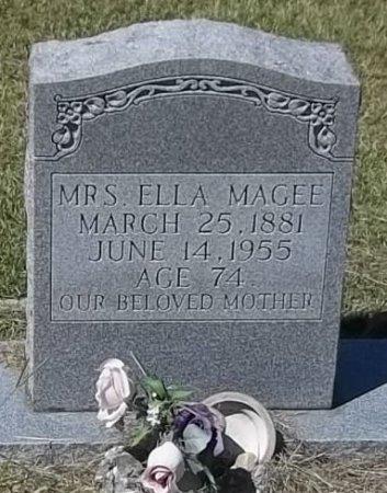MAGEE, ELLA - Washington County, Louisiana | ELLA MAGEE - Louisiana Gravestone Photos