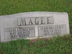 MAGEE, EUGENE LIVINGSTON - Washington County, Louisiana | EUGENE LIVINGSTON MAGEE - Louisiana Gravestone Photos