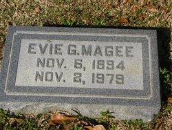 MAGEE, EVIE - Washington County, Louisiana | EVIE MAGEE - Louisiana Gravestone Photos