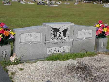 MAGEE, EARL W - Washington County, Louisiana | EARL W MAGEE - Louisiana Gravestone Photos